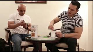 Ripped Up Nutrition Protein Cookies & Protein Coffee Review by Jeet Selal