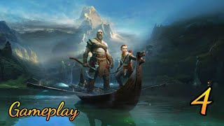 God of war 4 / misión 4 / ps4 serie- almadgata
