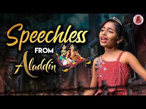 Praniti | Naomi Scott - Speechless (Full) From Aladdin | Disney