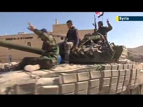 Maaloula Liberated: Syrian army forces recapture ancient Christian town from Islamist fighters