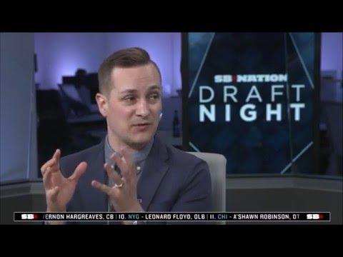 2016 NFL Draft Pre-1st Round Live Show