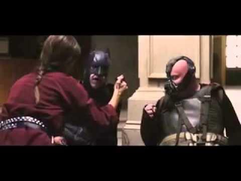 Batman and the joker sex spoof