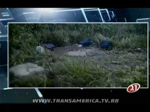 Tv Transamérica - Mãe de Jonathan chora a morte do filho
