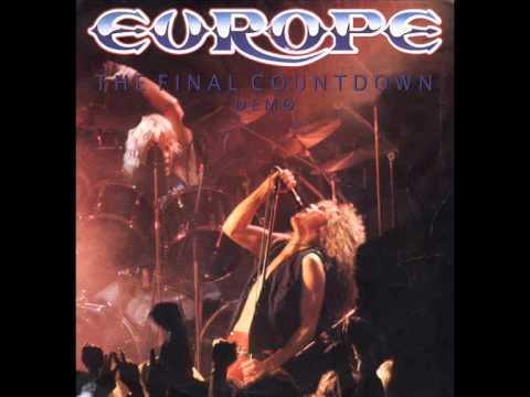 2 - Europe - Rock The Night  1st version