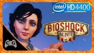 Bioshock: Infinite Gameplay Intel HD Graphics #8