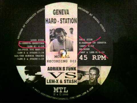 GENEVA HARDCORE - LEM-X - MORTAL RECORDING 003 2000