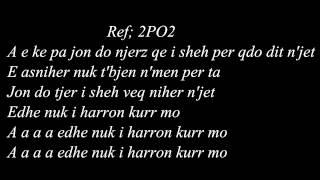 Unikkatil ft 2po2- Fitore e Sinqert me Tekst