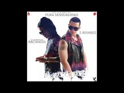 J alvarez ft Arcangel Pura sensualidad (NEW REGGAETON) 2016