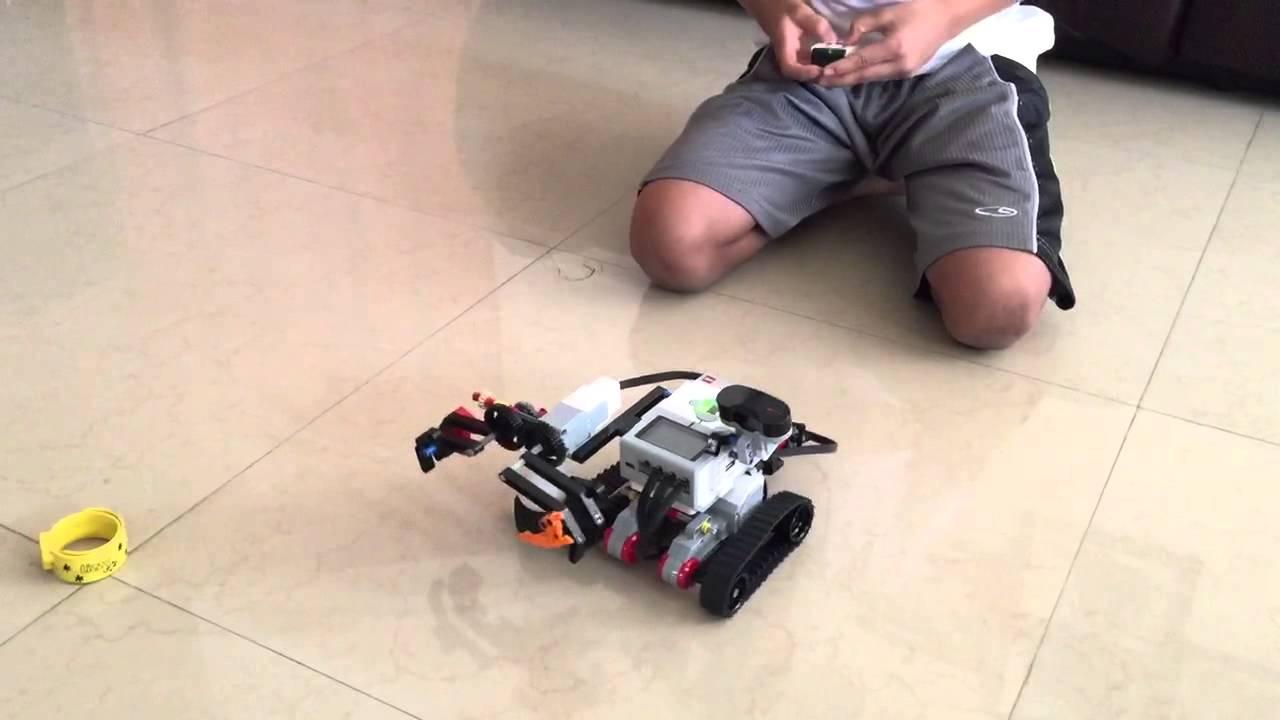 Lego Mindstorm EV3 - Claw