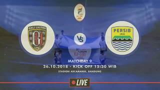 Liga 1 U-19 2018 Bali United vs PERSIB