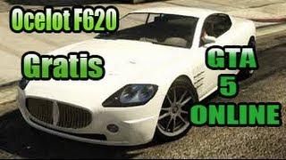 gta 5 online  ocelot f620 gratis