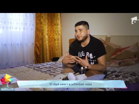 "Simona Gherghe și-a donat racheta de tenis pentru campania ""Ajut eu!"" from YouTube · Duration:  2 minutes 33 seconds"