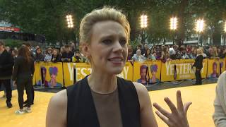 'yesterday': An Interview With Kate Mckinnon At The London Premiere