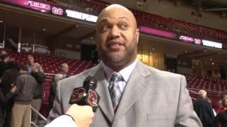 PA Announcer for Temple Men's Basketball and Football Merv Jones