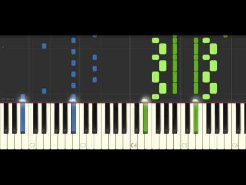 Baby - Justin Bieber ft.  Ludacris (Piano Tutorial) by Aldy Santos