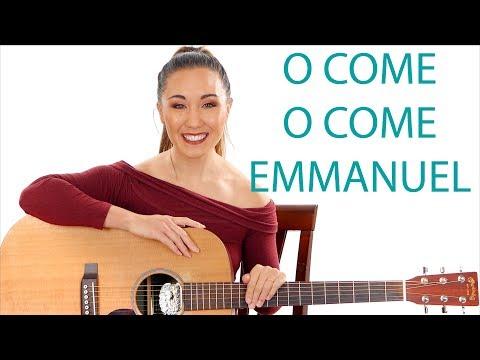 O Come O Come Emmanuel Ukulele chords by Crowder - Worship Chords
