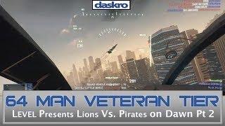 32vs32 Level Veteran Tier Week 2 on Dawn Round 2
