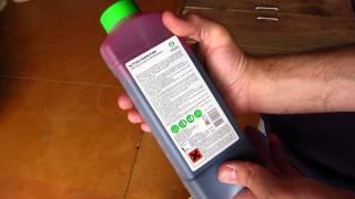 бесконтактный автошампунь GRASS - Active Foam Pink для пенокомплекта