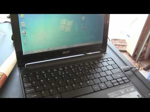 acer aspire one netbook computer from walmart review.