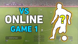 DINAL vs Online Players Game 1 ( eFootball )