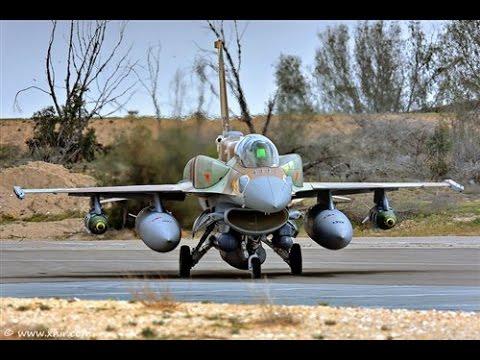 Fuerza Aerea Israeli /// F16 Sufa Israeli  (10)