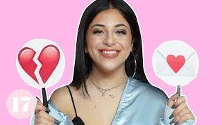 Baby Ariel Tells Her Most Embarrassing Stories Using Emojis