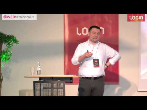 "VYTAUTAS VOROBJOVAS - ""E-commerce in Lithuania: the end of the market romantics' era"""