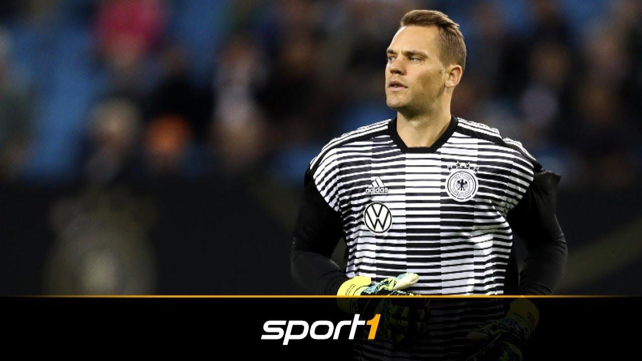Laut Medien: Neuer denkt an Rücktritt | SPORT1 - DER TAG