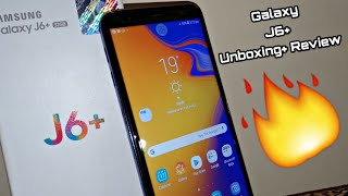 Samsung Galaxy J6 Plus Unboxing & Review in Urdu/Hindi