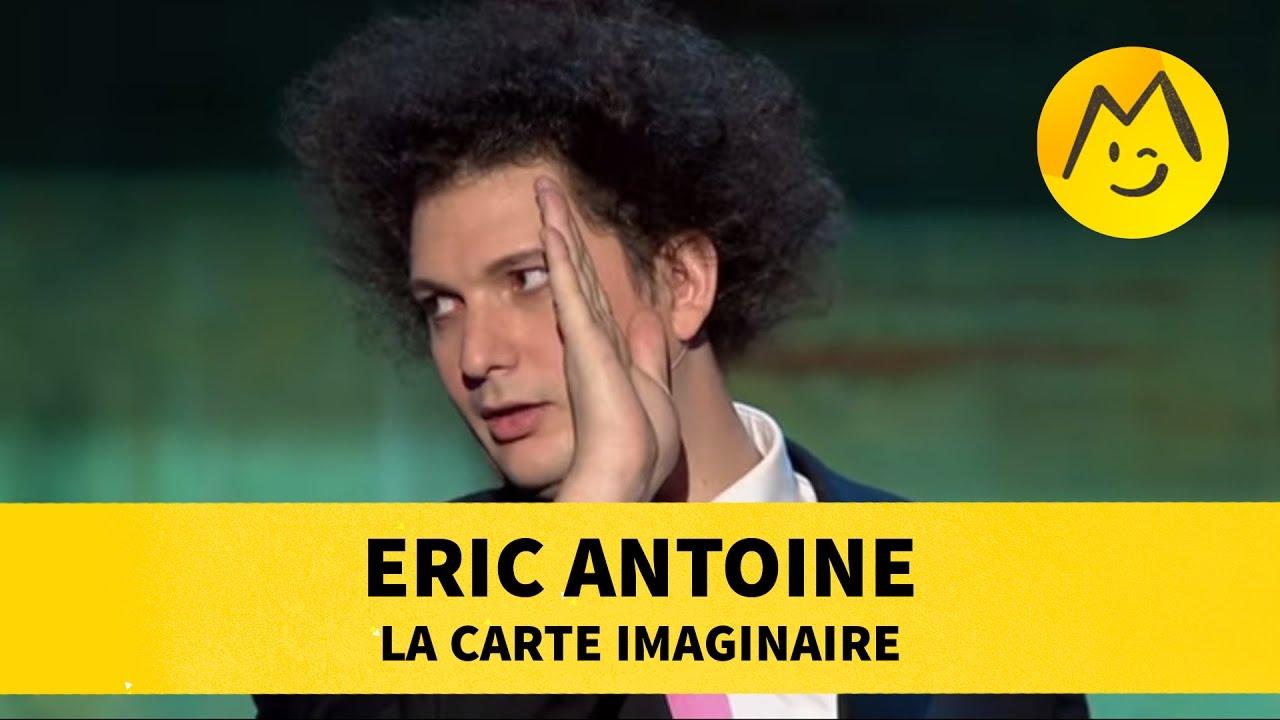 """Eric Antoine - """"La Carte Imaginaire"""""""