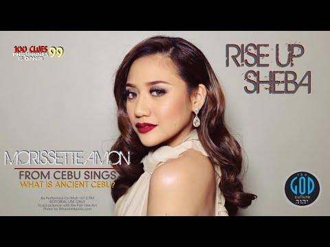 Morissette Amon from Cebu Sings RISE UP Sheba? This is prophetic!