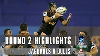 ROUND 2 HIGHLIGHTS: Jaguares v Bulls - 2019