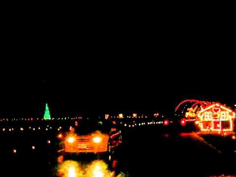 Lights on the Bay, Sandy Point State Park, Dec 2010 - Lights On The Bay, Sandy Point State Park, Dec 2010 - YouTube
