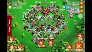 Samurai Siege :: Farming/Hybrid Castle Level 6 Design & Discussion!