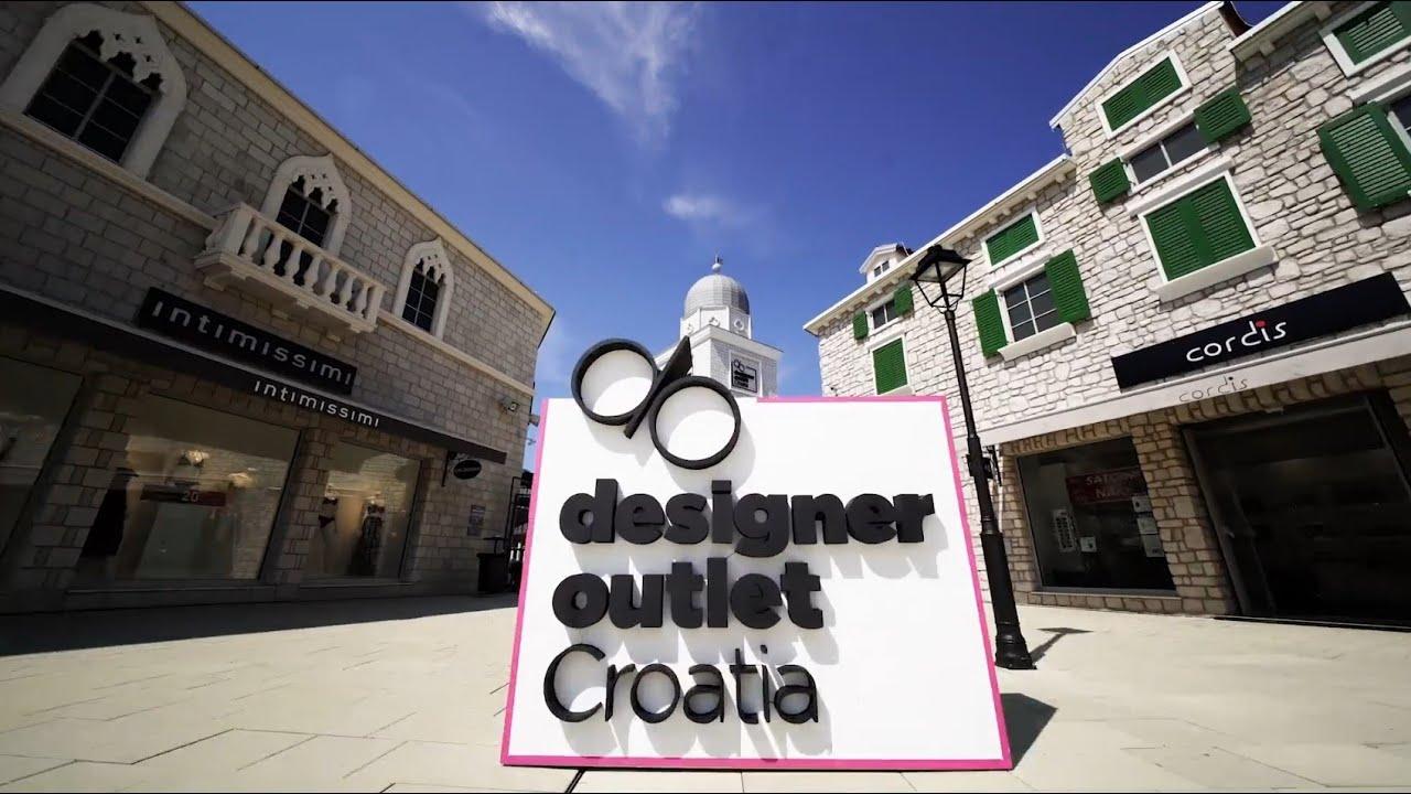 Designer Outlet Croatia Boosting Performance Across A Hybrid Retail Destination Youtube