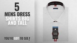 Top 10 Mens Dress Shirts Big And Tall [ Winter 2018 ]: Van Heusen Men