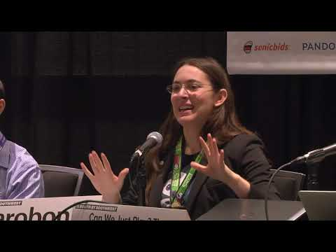 Can We Just Play? The Legality of Let's Play Video - SXSW Gaming 2016