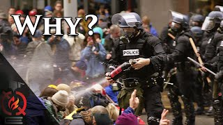 How Police Brutality became a Problem in the USA