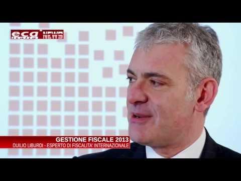 Intervista a Duilio Liburdi - esperto di fiscalità internazionale