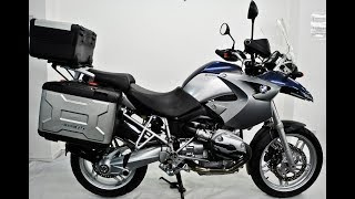 BMW R1200GS 2004 Blue