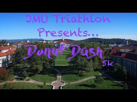 JMU Donut Dash 2017
