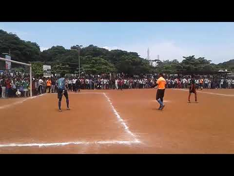 nehru maidan 2017 mangalore football match. 15 August