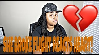 TI IS TALKING TO TREY AGAIN... SINGLE... FLIGHT REACTS (REACTION)