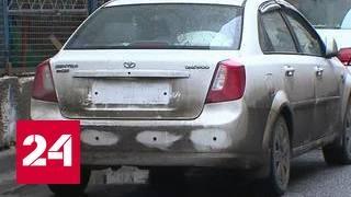 Московские автохамы обманывают город под носом у полиции