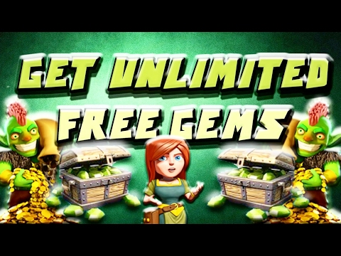 Clash of Clans Unlimited Gems (Android/iOS)  Free Gems Gold Cheats March 2017