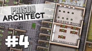 Video Prison Architect Modded #4 - BARBER SHOP download MP3, 3GP, MP4, WEBM, AVI, FLV Oktober 2018