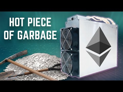 The New Ethereum ASIC Miner Is Stupid