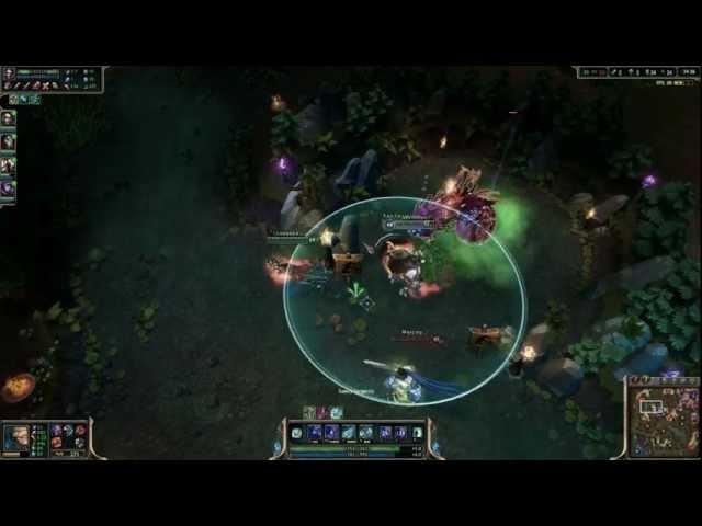 League of Legends Nunu Ult