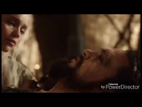 Best of Game of thrones-Death of khal drogo