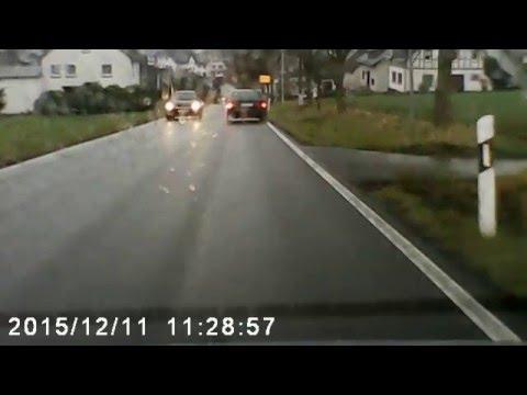 Ednet 87231 Dash Cam Probe Aufname